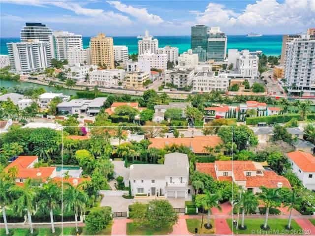 2887 Pine Tree Dr, Miami Beach, FL 33140 (MLS #A10867759) :: Laurie Finkelstein Reader Team