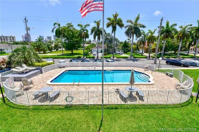 600 Layne Blvd #227, Hallandale Beach, FL 33009 (MLS #A10867846) :: Re/Max PowerPro Realty
