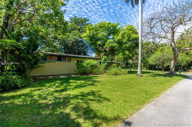 6230 SW 60th St, South Miami, FL 33143 (MLS #A10867865) :: Prestige Realty Group