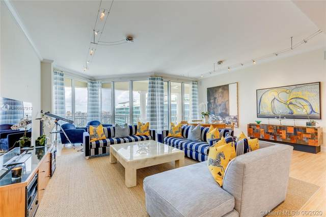 430 Grand Bay Dr Ph-1Dn, Key Biscayne, FL 33149 (MLS #A10867913) :: Jo-Ann Forster Team