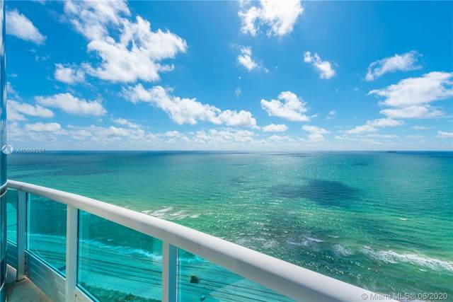 5025 Collins Ave Penthouse East , Miami Beach, FL 33140 (MLS #A10868267) :: Laurie Finkelstein Reader Team