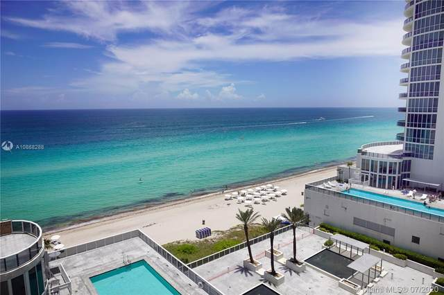 16001 Collins Ave #907, Sunny Isles Beach, FL 33160 (MLS #A10868288) :: The Pearl Realty Group