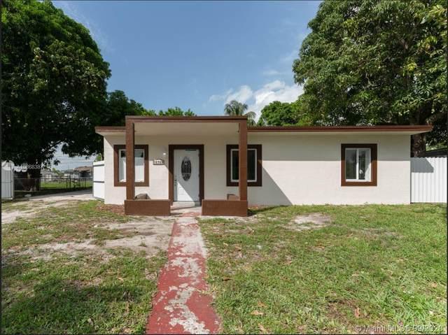 15765 W Bunche Park Dr, Miami Gardens, FL 33054 (MLS #A10868387) :: Carole Smith Real Estate Team