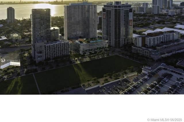 121 NE 34th St #1007, Miami, FL 33137 (MLS #A10868435) :: Grove Properties
