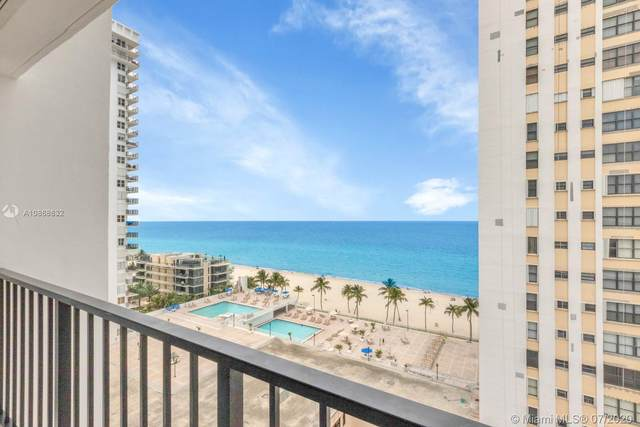 2401 S Ocean Dr #1201, Hollywood, FL 33019 (MLS #A10868632) :: ONE Sotheby's International Realty