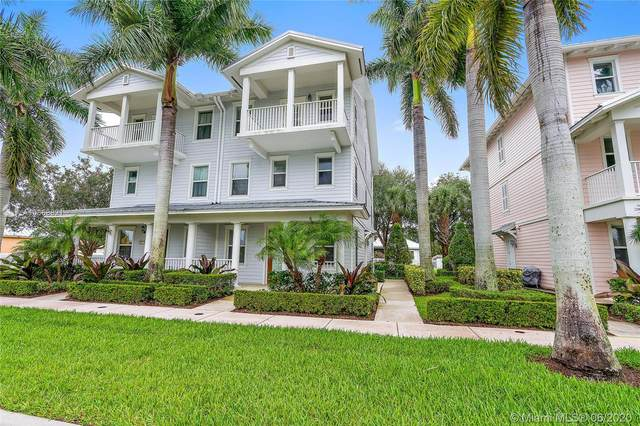 3418 W Mallory Blvd, Jupiter, FL 33458 (MLS #A10868821) :: Green Realty Properties