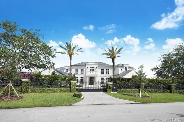 9320 Gallardo St, Coral Gables, FL 33156 (MLS #A10869052) :: The Rose Harris Group