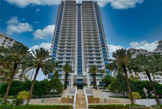 3101 S Ocean Dr #902, Hollywood, FL 33019 (MLS #A10869198) :: Green Realty Properties