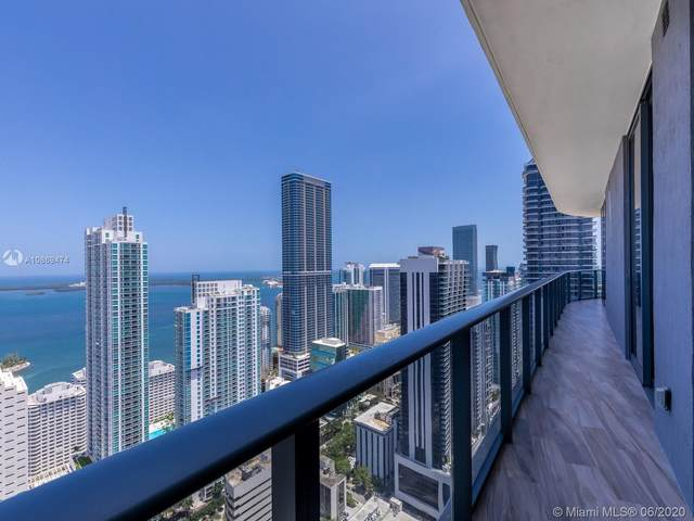 801 S Miami Ave #4804, Miami, FL 33130 (MLS #A10869474) :: Berkshire Hathaway HomeServices EWM Realty