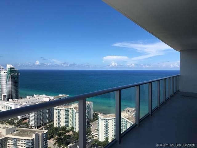 4010 S Ocean Dr T3902, Hollywood, FL 33019 (MLS #A10869513) :: Berkshire Hathaway HomeServices EWM Realty