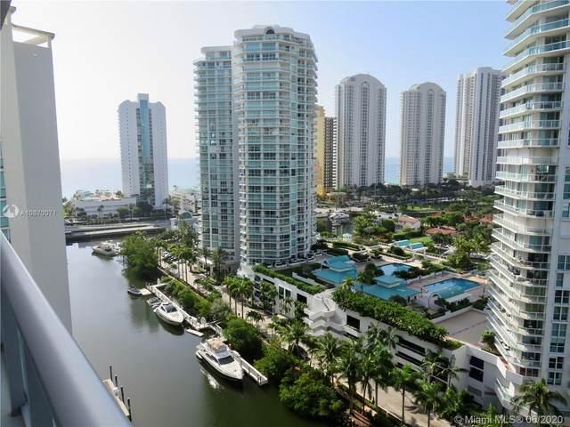 300 Sunny Isles Blvd 4-1604, Sunny Isles Beach, FL 33160 (MLS #A10870071) :: The Riley Smith Group