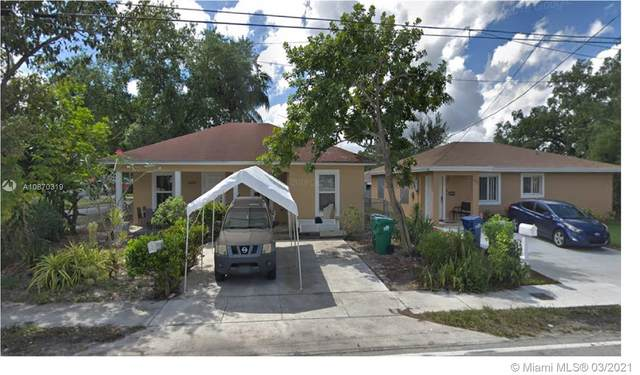 1900 NW 87th St, Miami, FL 33147 (MLS #A10870319) :: The Riley Smith Group