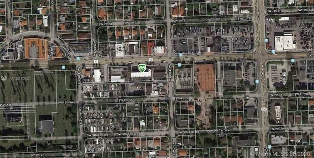 4330 SW 8th St, Coral Gables, FL 33134 (MLS #A10870421) :: Albert Garcia Team