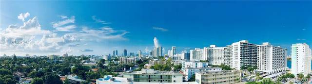 1300 Alton Rd 10D, Miami Beach, FL 33139 (MLS #A10870425) :: ONE Sotheby's International Realty