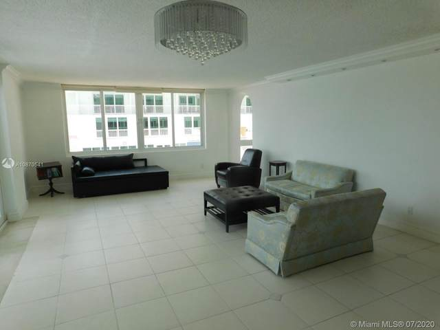 5401 Collins Ave #102, Miami Beach, FL 33140 (MLS #A10870541) :: The Pearl Realty Group
