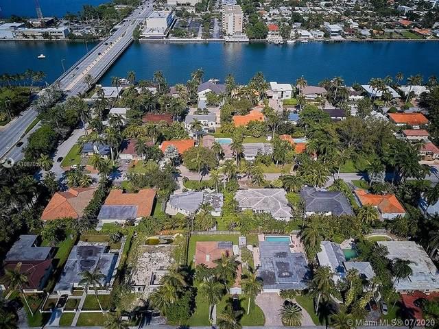 7801 Center Bay Dr, North Bay Village, FL 33141 (MLS #A10870576) :: Carlos + Ellen