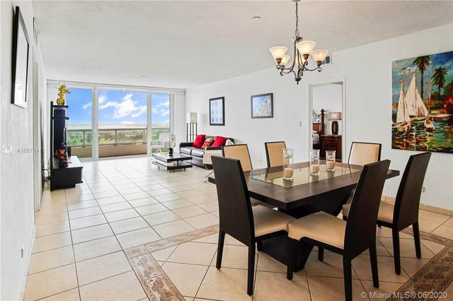 5601 Collins Ave Ph-14, Miami Beach, FL 33140 (MLS #A10871411) :: Albert Garcia Team