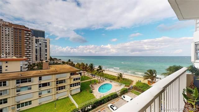1950 S Ocean Dr 6M, Hallandale Beach, FL 33009 (MLS #A10871450) :: Castelli Real Estate Services