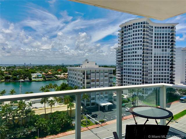 5601 Collins Ave #1019, Miami Beach, FL 33140 (MLS #A10871693) :: Albert Garcia Team