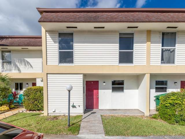3321 S Raleigh St 3I, Hollywood, FL 33021 (MLS #A10871720) :: Berkshire Hathaway HomeServices EWM Realty