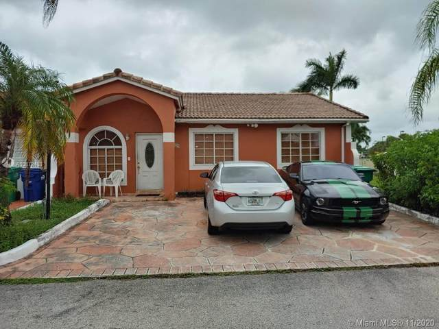 7629 NW 181 Ter, Hialeah, FL 33015 (MLS #A10872480) :: THE BANNON GROUP at RE/MAX CONSULTANTS REALTY I