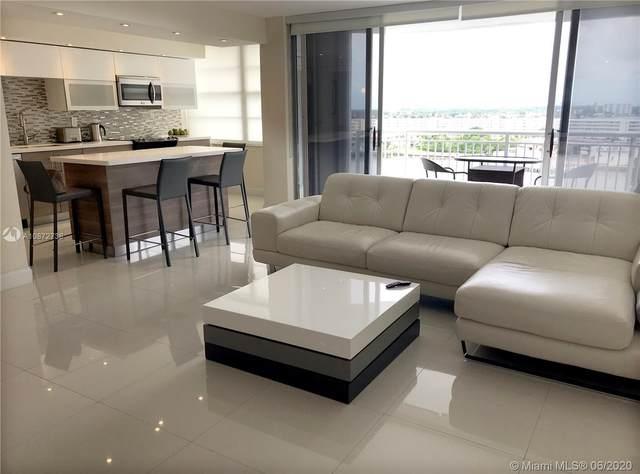 18081 Biscayne Blvd #1001, Aventura, FL 33160 (#A10872736) :: Real Estate Authority