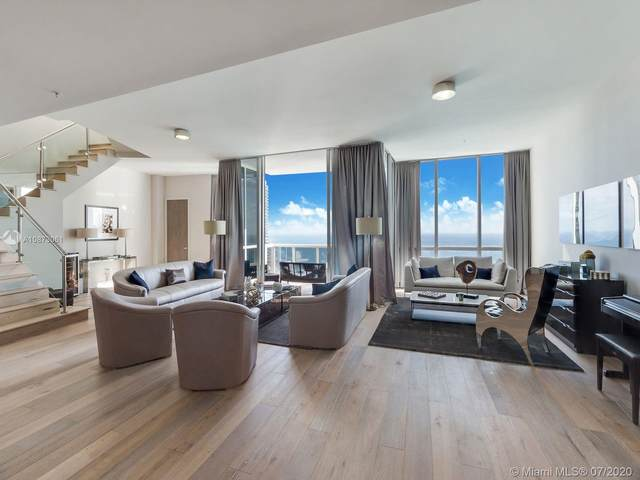 18201 Collins Ave Ts6, Sunny Isles Beach, FL 33160 (MLS #A10873061) :: Green Realty Properties