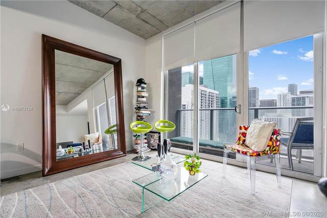 151 SE 1st St #2509, Miami, FL 33131 (MLS #A10873134) :: Prestige Realty Group