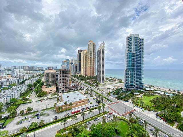 210 174th St #2218, Sunny Isles Beach, FL 33160 (MLS #A10873216) :: The Teri Arbogast Team at Keller Williams Partners SW