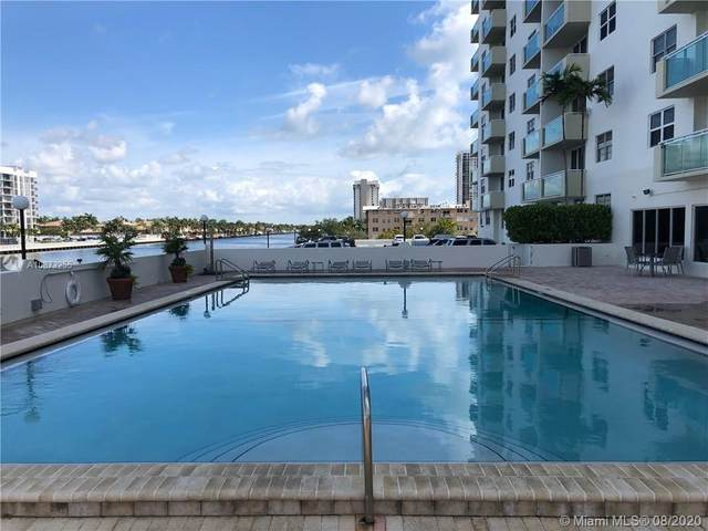 3000 S Ocean Dr #408, Hollywood, FL 33019 (MLS #A10873255) :: The Pearl Realty Group