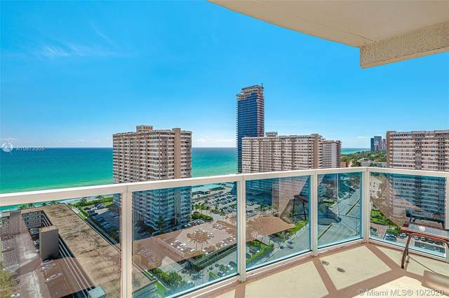 1945 S Ocean Dr (Best Views) #1901, Hallandale Beach, FL 33009 (MLS #A10873305) :: Patty Accorto Team