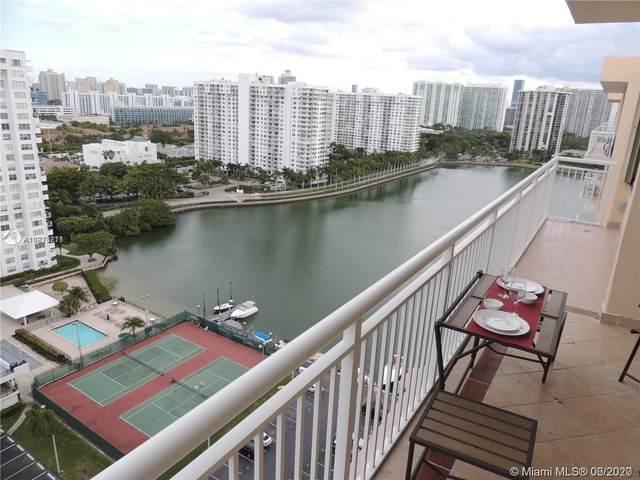 18061 Biscayne Blvd Ph02, Aventura, FL 33160 (#A10873711) :: Real Estate Authority