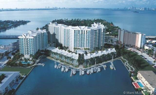 7910 Harbor Island Dr #1104, North Bay Village, FL 33141 (MLS #A10874019) :: GK Realty Group LLC