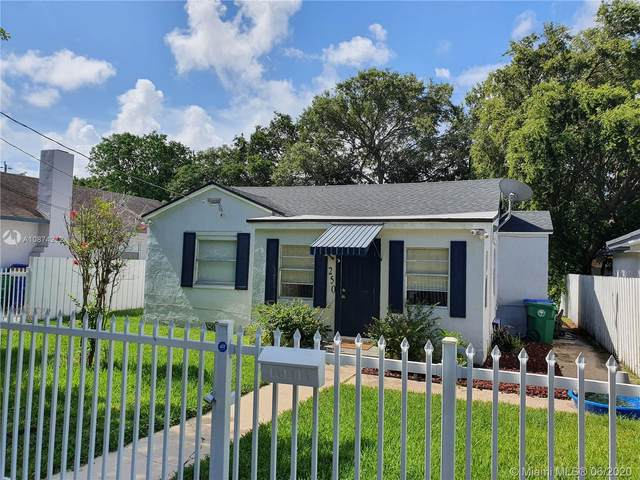 250 NW 41st St, Miami, FL 33127 (MLS #A10874212) :: The Teri Arbogast Team at Keller Williams Partners SW