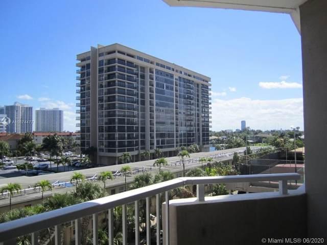 1985 S Ocean Drive 3G, Hallandale Beach, FL 33009 (MLS #A10874477) :: The Riley Smith Group