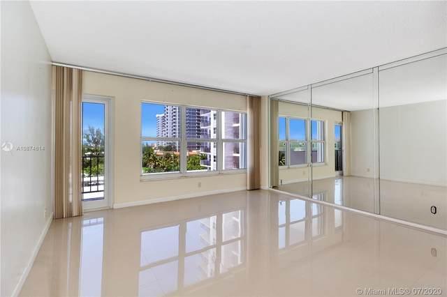 405 N Ocean Blvd #427, Pompano Beach, FL 33062 (MLS #A10874614) :: The Pearl Realty Group