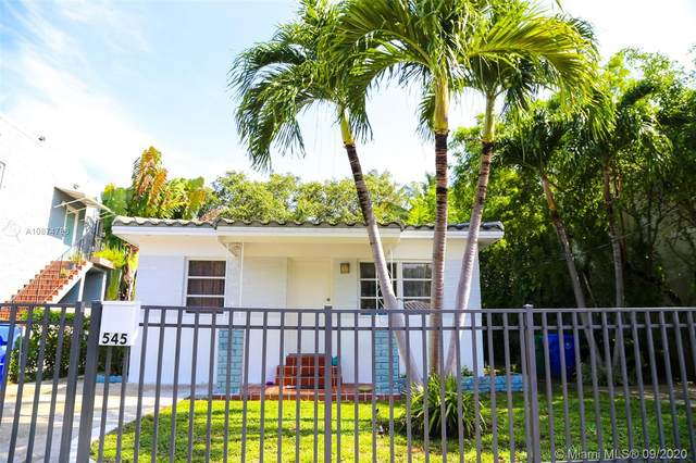 545 NE 64th St, Miami, FL 33138 (MLS #A10874786) :: Berkshire Hathaway HomeServices EWM Realty
