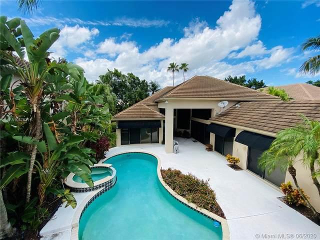 2447 NW 62nd St, Boca Raton, FL 33496 (MLS #A10875311) :: Berkshire Hathaway HomeServices EWM Realty