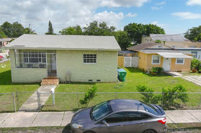 675 NW 67th St, Miami, FL 33150 (MLS #A10875388) :: Berkshire Hathaway HomeServices EWM Realty