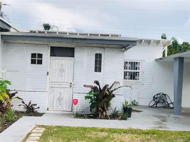 278 NW 110th Street, Miami, FL 33168 (MLS #A10875669) :: The Teri Arbogast Team at Keller Williams Partners SW