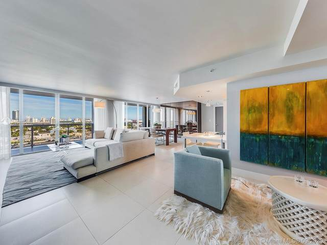 1900 Sunset Harbour Dr #1409, Miami Beach, FL 33139 (MLS #A10875698) :: Jo-Ann Forster Team