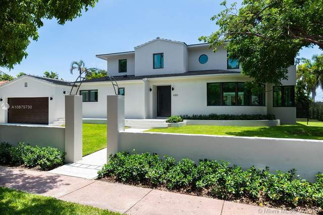 4301 Adams Ave, Miami Beach, FL 33140 (MLS #A10875730) :: ONE | Sotheby's International Realty
