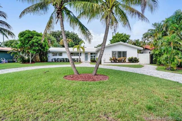 1910 NE 54th St, Fort Lauderdale, FL 33308 (MLS #A10875927) :: The Jack Coden Group