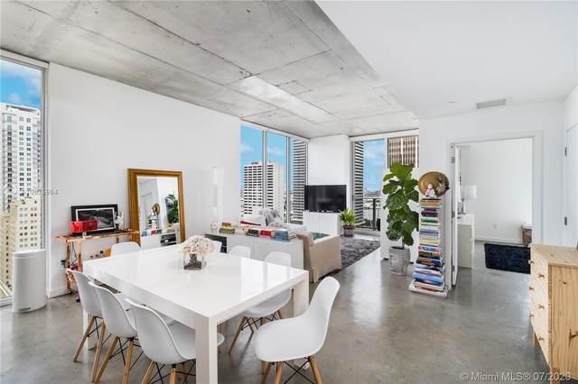 151 SE 1st St #2302, Miami, FL 33131 (MLS #A10875984) :: Berkshire Hathaway HomeServices EWM Realty