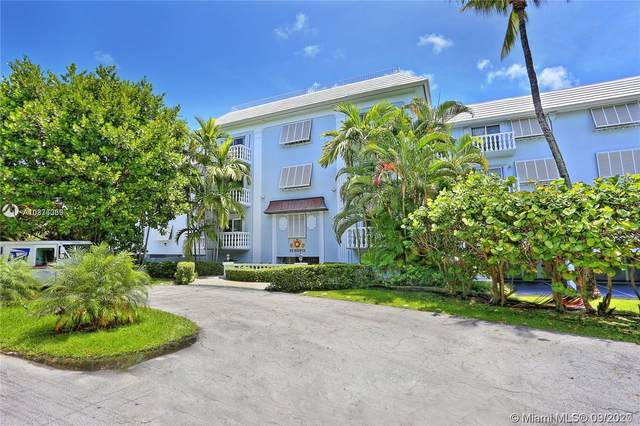 1150 Madruga Ave C201, Coral Gables, FL 33146 (MLS #A10876039) :: Ray De Leon with One Sotheby's International Realty