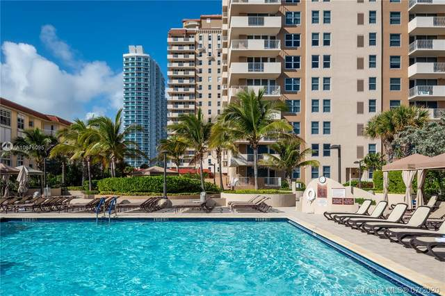 1920 S Ocean Dr 9B, Hallandale Beach, FL 33009 (MLS #A10876095) :: The Howland Group