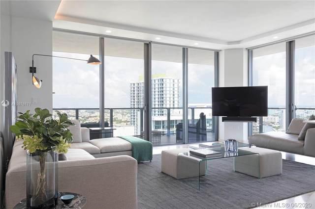 88 SW 7th St #3212, Miami, FL 33130 (MLS #A10876171) :: Berkshire Hathaway HomeServices EWM Realty