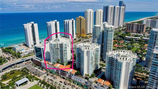 150 Sunny Isles Blvd 1-TS1, Sunny Isles Beach, FL 33160 (MLS #A10876248) :: Ray De Leon with One Sotheby's International Realty