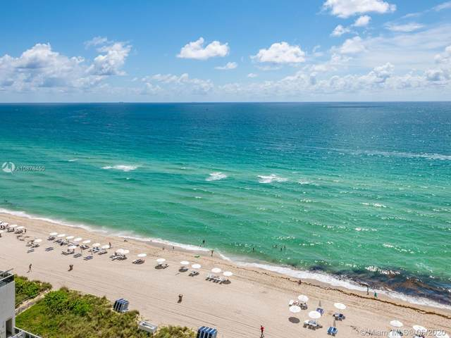 15811 Collins Ave #1203, Sunny Isles Beach, FL 33160 (MLS #A10876450) :: Green Realty Properties