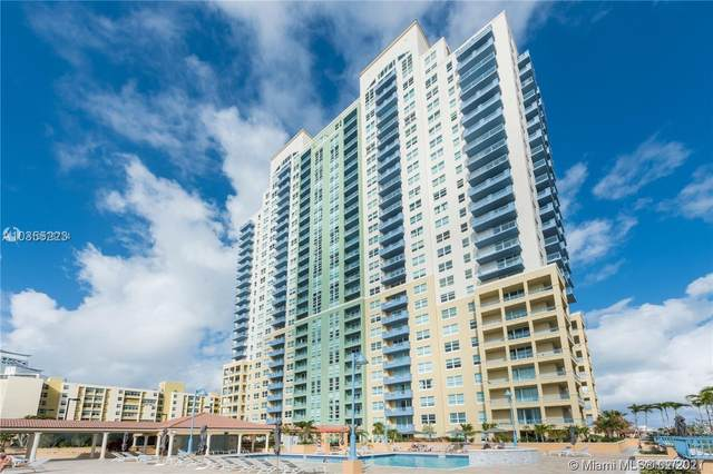 90 Alton Rd #1907, Miami Beach, FL 33139 (MLS #A10876714) :: The Riley Smith Group